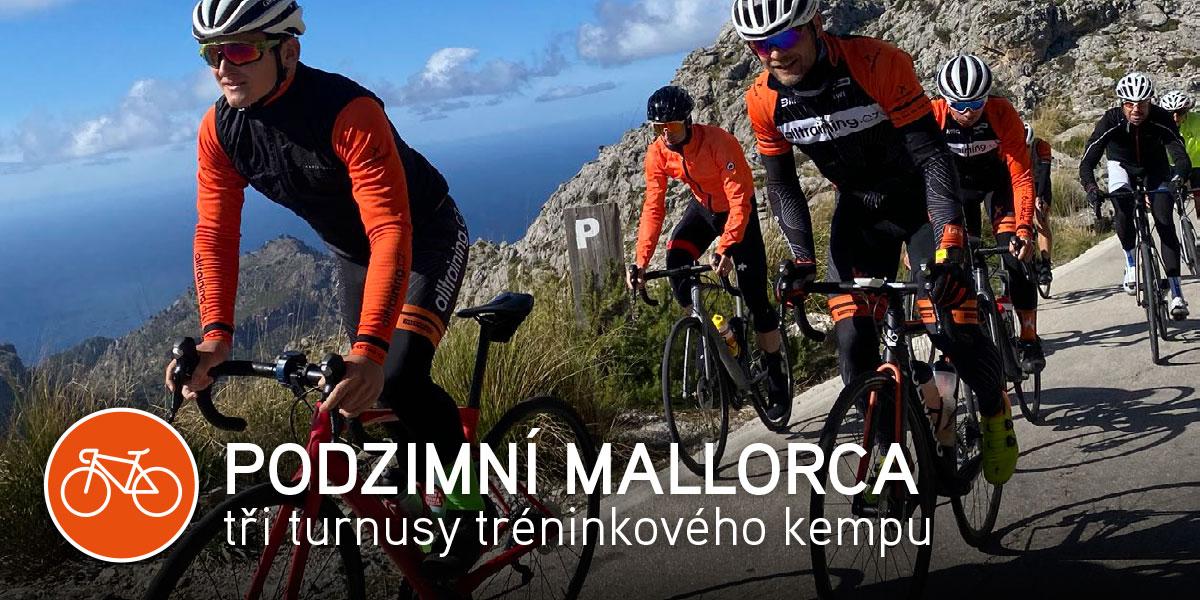 Podzimní Mallorca tři turnusy tréninkového kempu