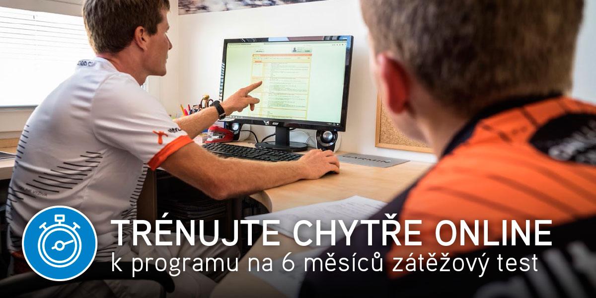 Nový online trénink