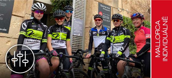 REZERVACE individální cyklistiky na Mallorce