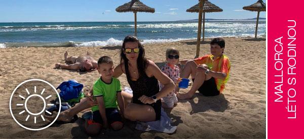 REZERVACE letní dovolené s rodinou