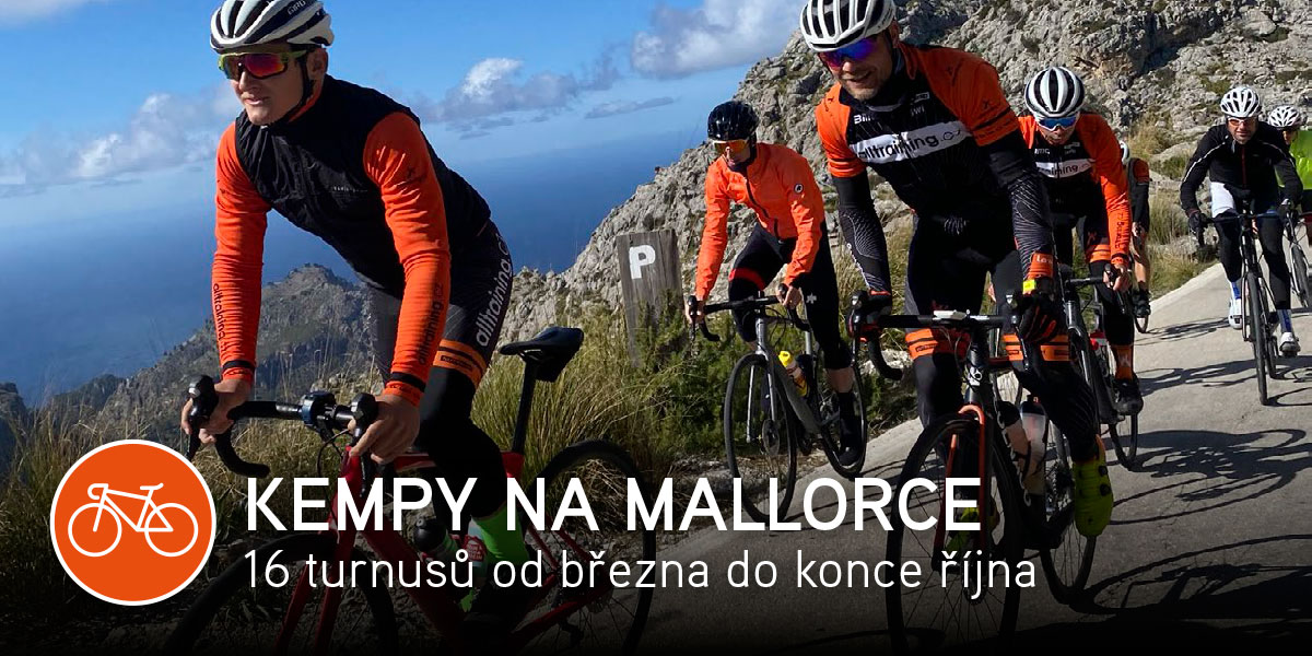 REZERVACE termínů cyklistických kempů na Mallorce