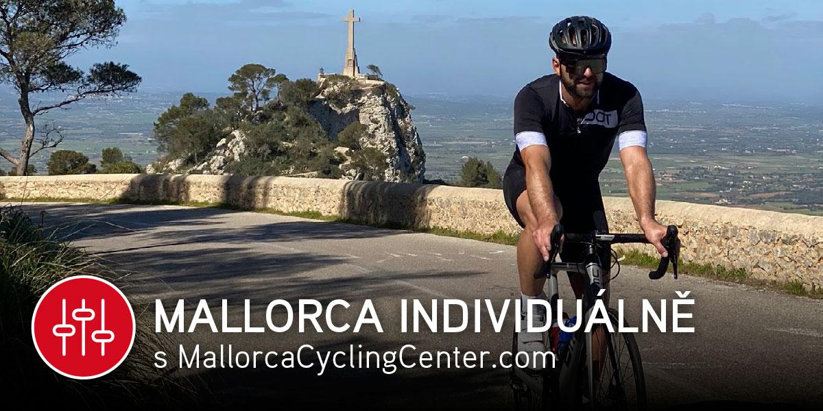 REZERVACE individuální cyklistiky na Mallorce