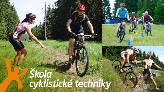Škola cyklistické techniky