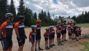 MTB kemp Churáňov 1. - 3.6.2018