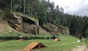 MTB kemp Kokořín 22. - 24.6.2018