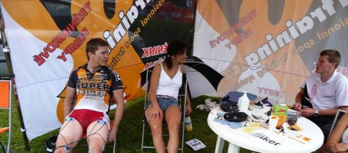 Super Bikeři na Drásalovi a pozvánka na sobotní správné rozcvičení  | obrázek