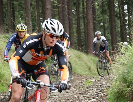 Alltraining.cz od 21.8. pravidelně na  idnes - odborník radí, jak  začít s cyklistikou | obrázek