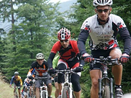 VIDEO: Vyzkoušejte si, jak trénují závodní cyklisté | obrázek