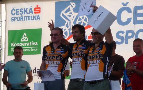 Proč Super Bikeři nepodcenili  v Jevišovce rozjetí před závodem? | obrázek