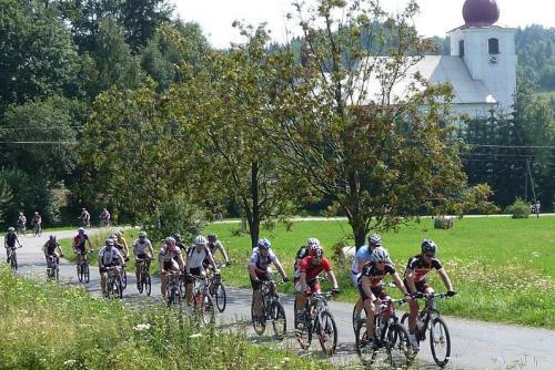 Pozvánka na pohodovou nedělní  vyjížďku na rozloučení se sezónou 2009 (25.10. 2009) | obrázek
