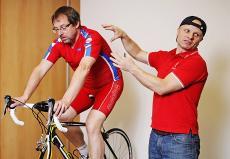 Jak správně sedět na kole. BG FIT program je alchymie, která zdokonalí nejen aší jízdu