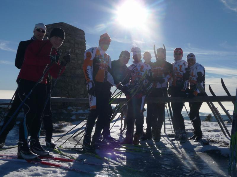 Alltraining – Lawi Team brázdí hřebeny Krkonoš a najíždí na slunné Mallorce   obrázek