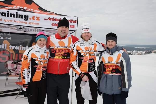 První Super Laufeři na Karlově běhu Alpine Pro | obrázek