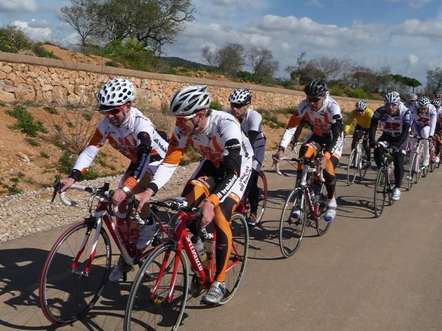 Alltraining Mallorca Specialized test camp 2011 právě začal | obrázek