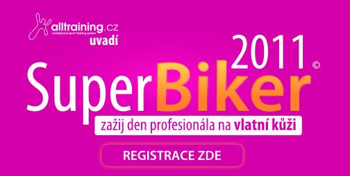 Zaregistruj se do soutěže SUPER BIKER a soutěž o trénink na Mallorce! | obrázek