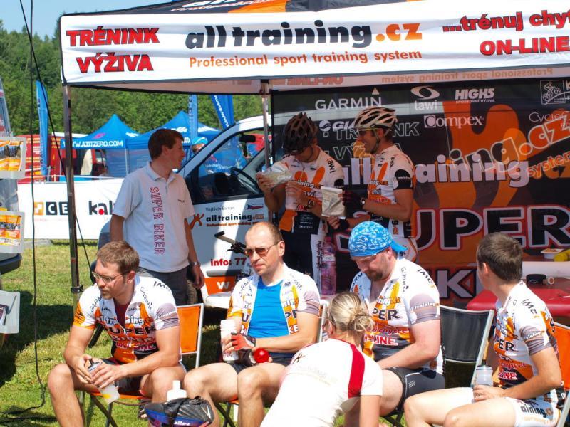 Jak se připravili na tropický závod Super Bikeři z jestřebích hor? | obrázek