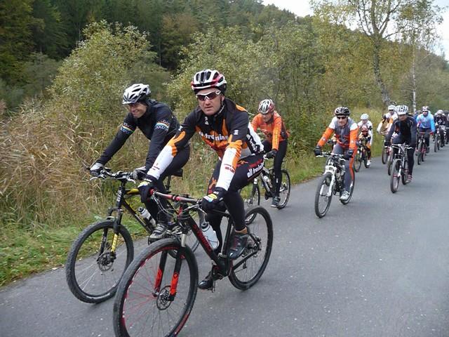 Pojeďte se v sobotu 29. 10. rozloučit s cyklistickou sezónou 2011 na bájný Říp s Alltraining.cz! | obrázek