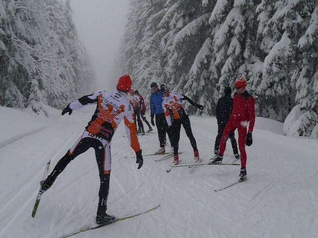 Ski kemp Benecko 2012 aneb zážitky Vandy, Ivana, Pavla a Ládi | obrázek