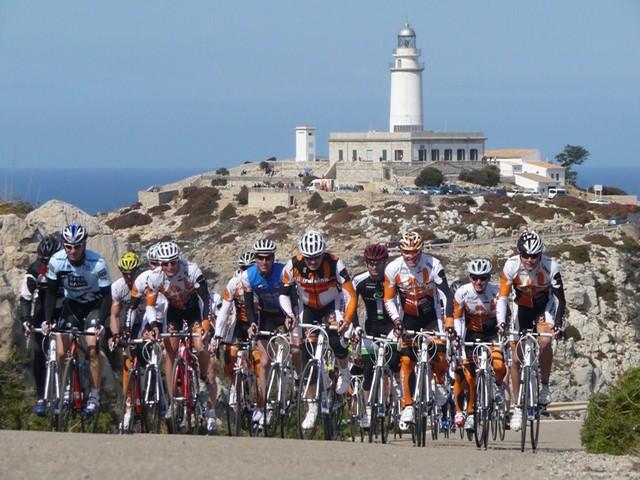 Bikeři kempu Kolo pro si na Mallorce prožili svou malou Tour de France! | obrázek