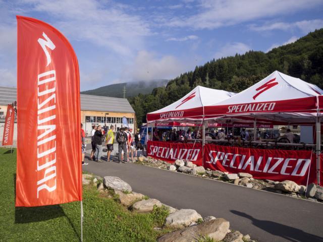 Alltraining.cz součástí Specialized Dealer test camp 2012 | obrázek