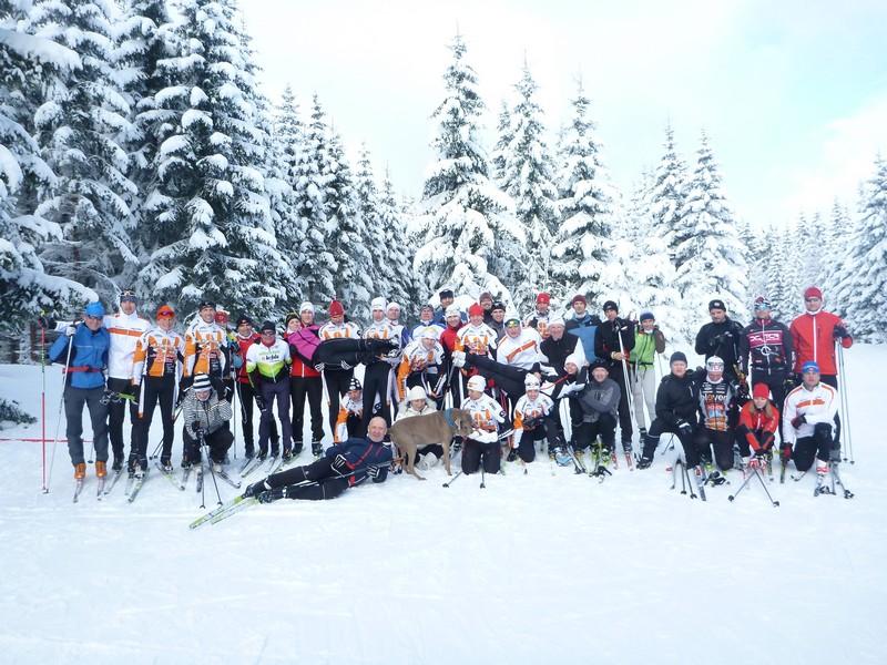 Zážitky ze Ski kempu Benecko pohledem Lucky, Andrei, Jirky a Karla | obrázek