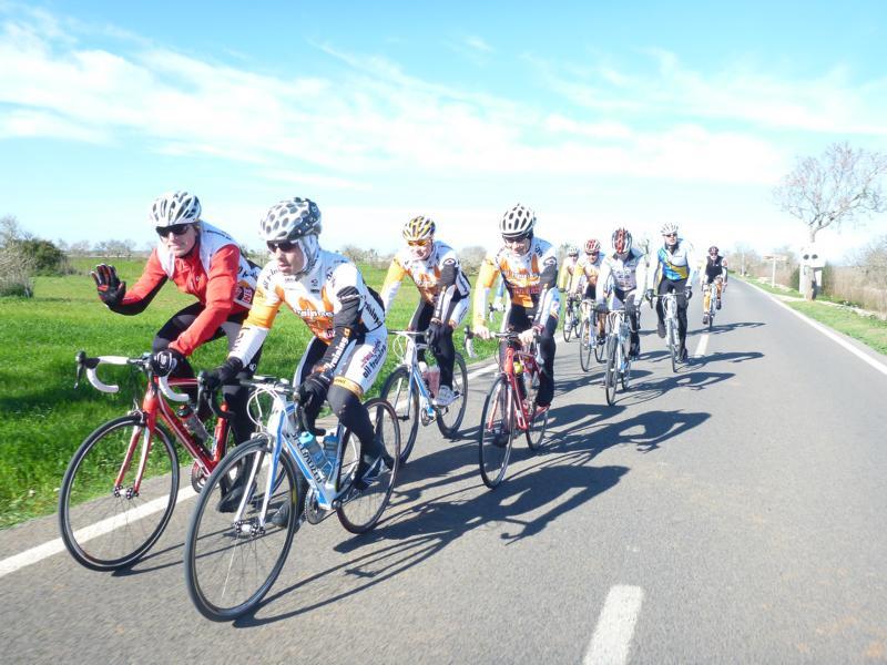 Od začátku února patřily slunečné mallorské silnice Racer kempu s Alltraining.cz! | obrázek