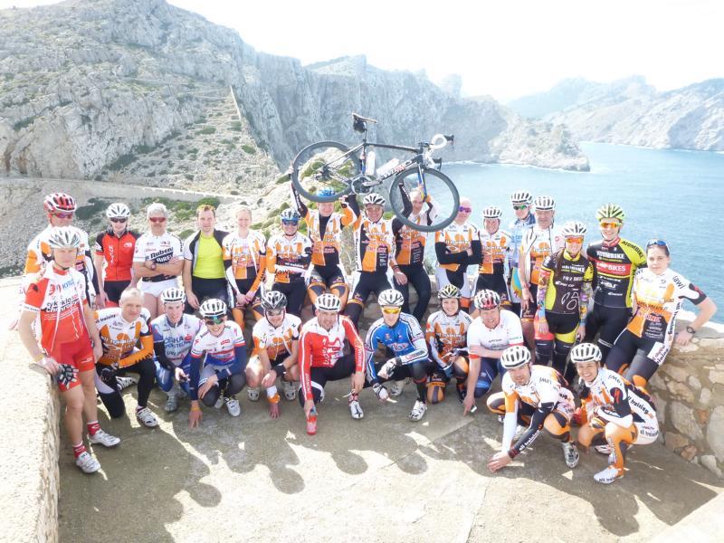 Mallorca Specialized test camp 2013 s Alltraining.cz | obrázek