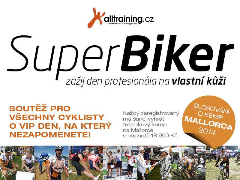 Super Biker - soutěž o VIP den, na který nezapomenete! | obrázek