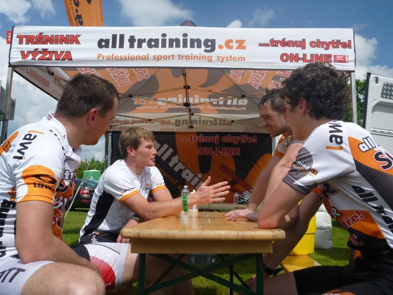 Připravte se na další slunečný závod ve Vrchlabí jako Super Bikeři správně s Alltraining.cz! | obrázek