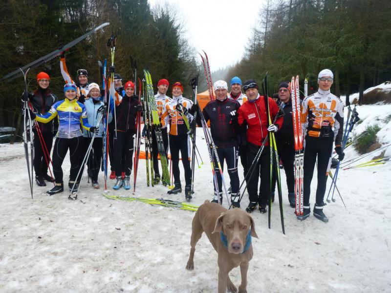 Ski kemp Benecko v sobotu na běžeckých lyžích a na sněhu již zahájen! | obrázek