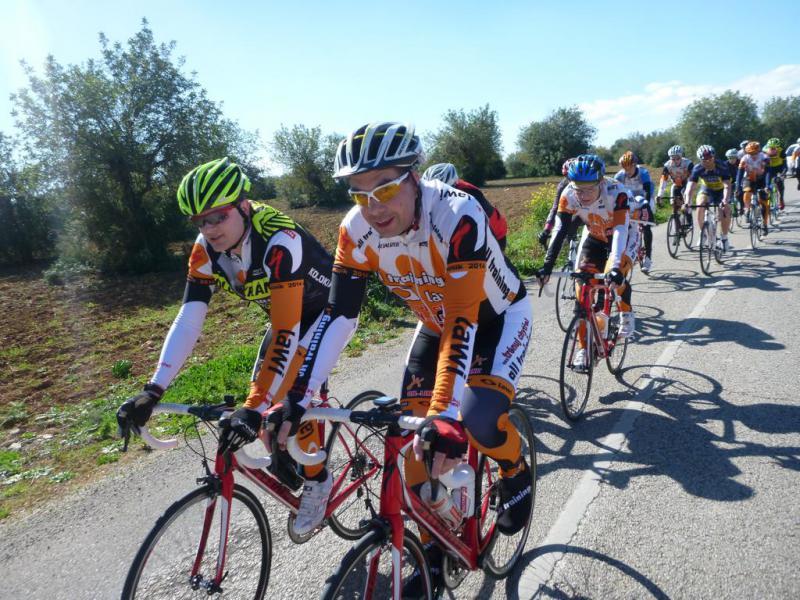 Alltraining.cz Mallorca Specialized test camp for Active Hobby i s mladými nadějemi z Vimperka! | obrázek