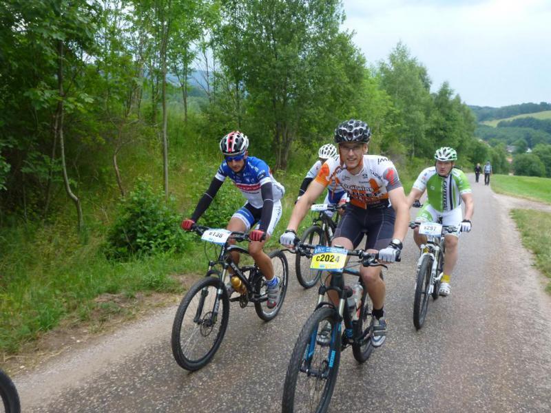 Díky Alltraining.cz vím, jak se správně připravit na bikemaraton! | obrázek