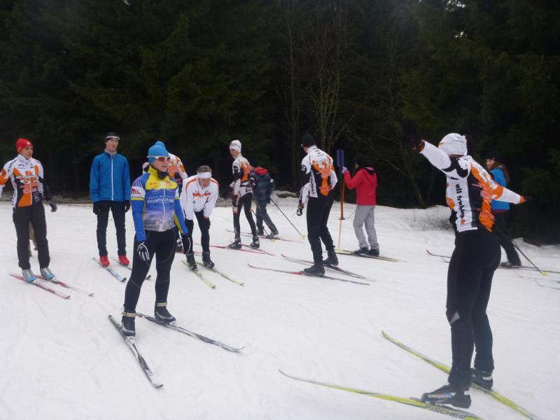 Ski kemp Benecko 8. - 11. 1. 2015 s Alltraining.cz - tentokrát na běžkách! Možnost 9 denního pobytu. | obrázek