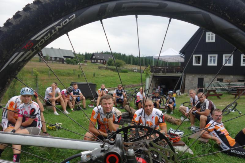 Letní cyklistická škola techniky v nové lokalitě jizerských hor je úspěšně za námi! | obrázek