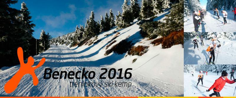 Zlepšete kondičku na horách: Ski kemp Benecko 7. – 10. 1. 2016, možnost i 9 denního pobytu | obrázek