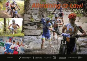 Osmá sezóna teamu Alltraining.cz s27 vítězstvími vroce 2016 je velice úspěšnou! | obrázek