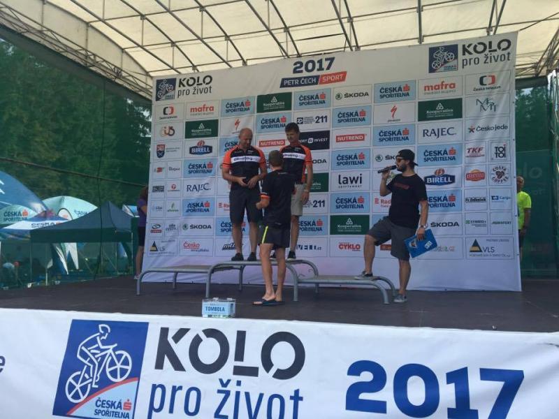 Dva šťastlivci zažili den profesionála s Alltraining.cz jako Super Bikeři!