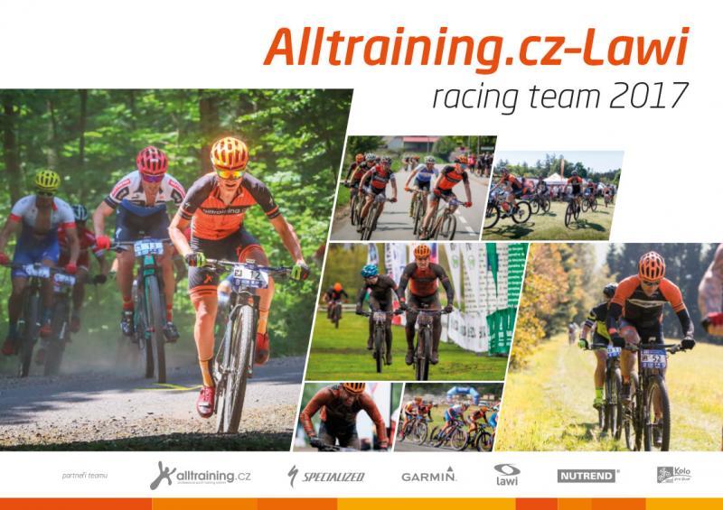 Alltraining.cz - Lawi team v sezóně 2017 | obrázek