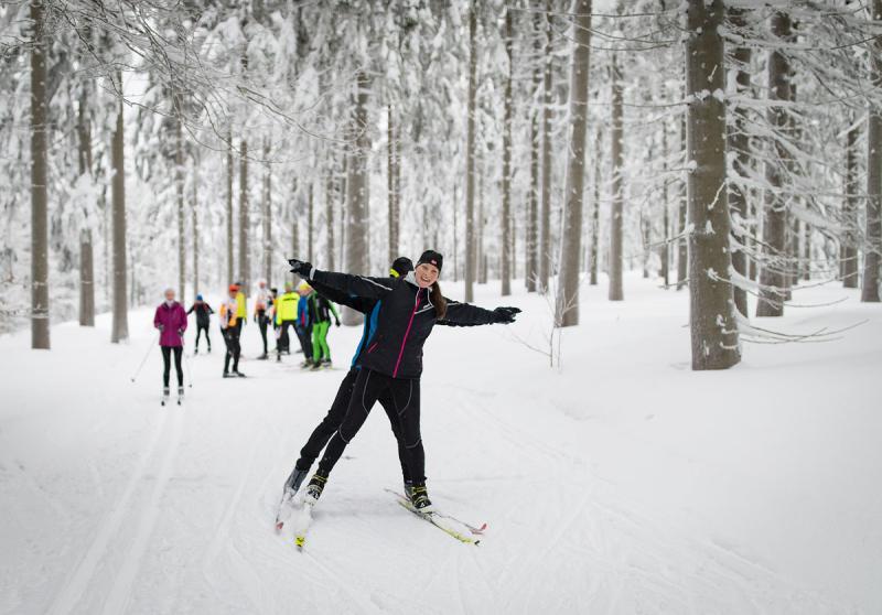 Běžkujte a sjezdujte s Alltraining.cz celý leden na Benecku a v Ramsau! | obrázek