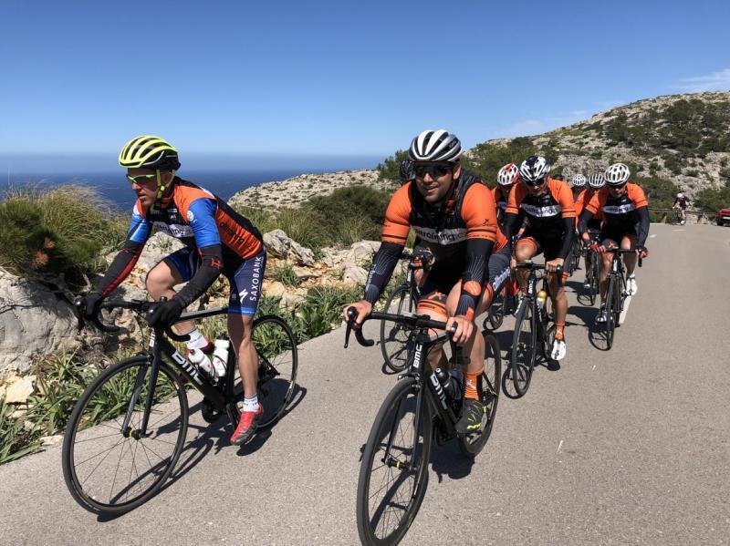 Velikonoční Mallorca se nesla ve znamení letních teplot a skvělých podmínek pro cyklistiku