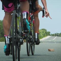 Cyklistické signály a gesta