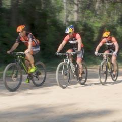 Základy jízdy ve skupině bikerů