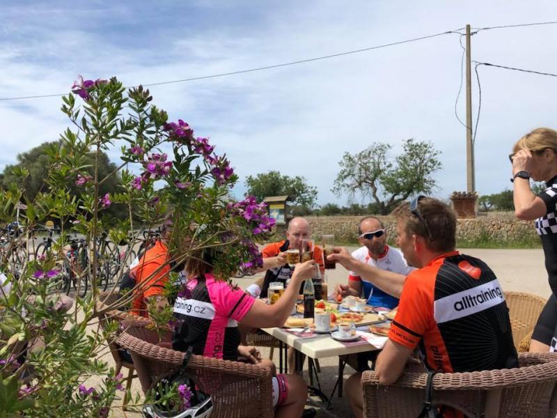 Cyklistická dovolená na Mallorce pokračuje v plném proudu kempem Holidays! | obrázek