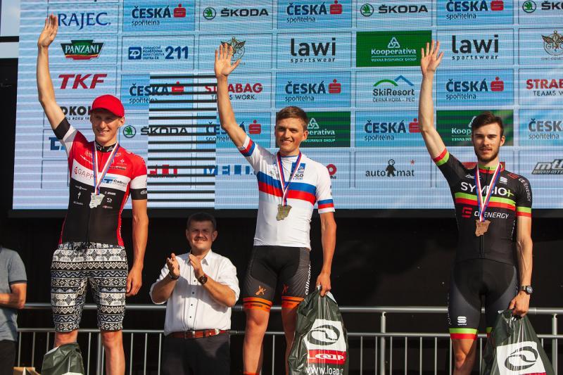 Skvělá forma týmu Alltraining.cz potvrzena na KPŽ v Hustopečích, Filip Rydval znovu celkově 3. místo