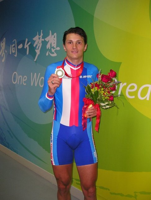 Jiří Bouška získal první medaili na letošní paralympiádě   obrázek