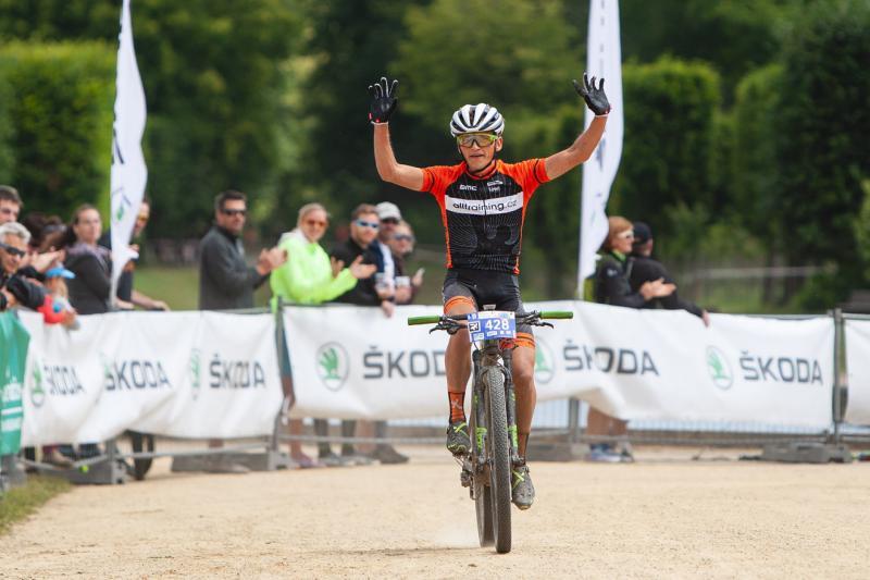 Filip Rydval se dočkal a vyhrál celkově závod KPŽ!