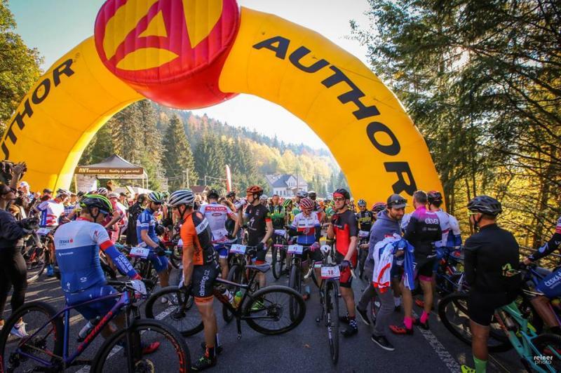 Zavírák sezony CT Author cup a podia na cyklokrosu | obrázek