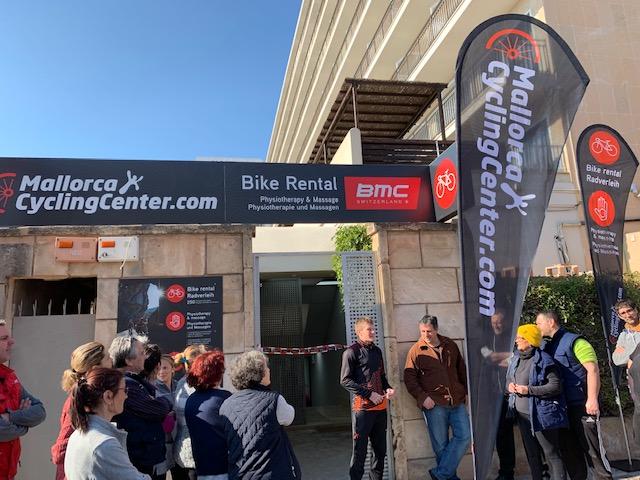 Mallorcacyclingcenter.com - otevíra na Mallorce své brány