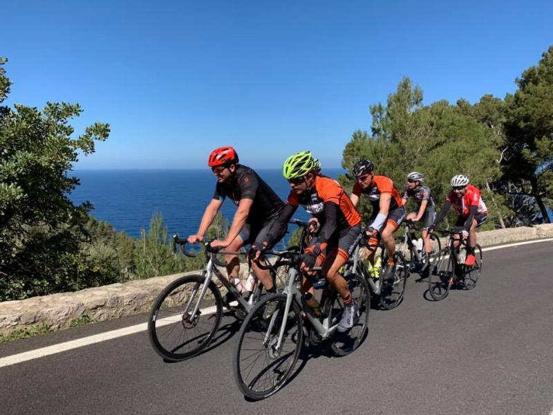Mallorca ukázala na kempu s Alltraining.cz všechny své krásy | obrázek
