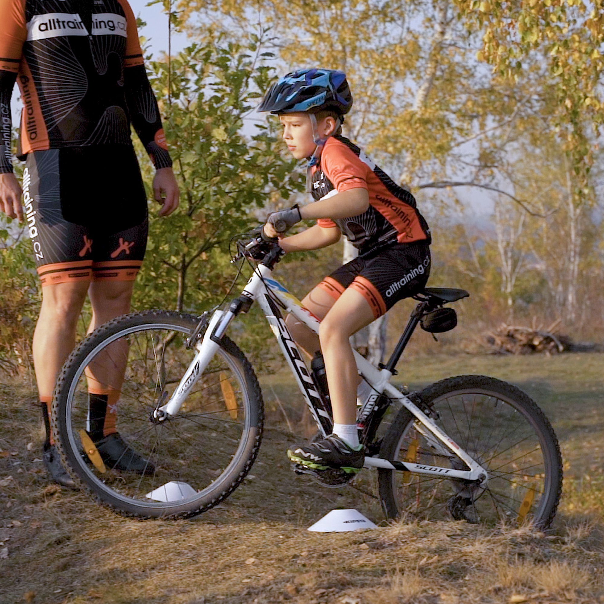 Obratnost a technické dovednosti cyklisty